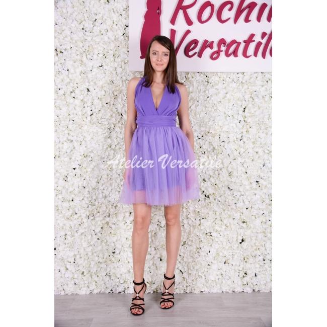 Rochie Versatila Tulle