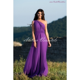 Rochie Versatila Ultra Violet