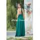 Rochie Versatila Glossy - Verde Smarald