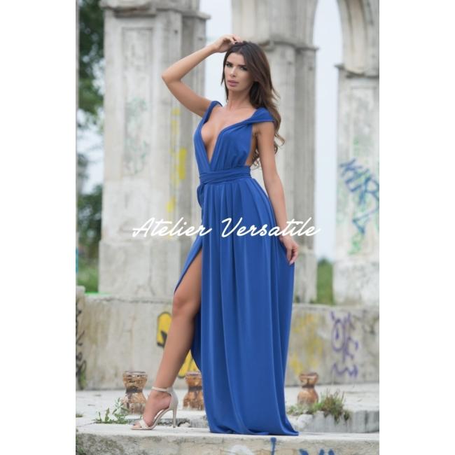 Rochie Versatila Pandora - Albastru Royal