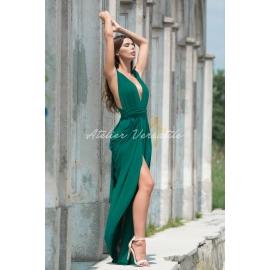 Rochie Versatila Pandora - Verde